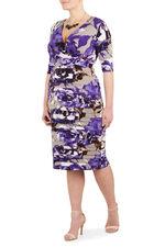 Ann Harvey Floral Shutter Dress