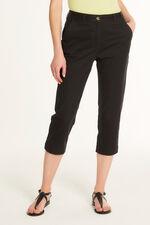 Soft Touch Capri Trousers