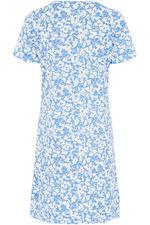 White Flower Nightshirt