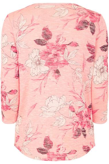 Floral Printed Top