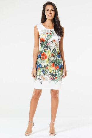 Stella Morgan Shift Dress