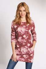 Floral Printed Tunic