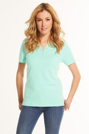 Polo Short Sleeve T-Shirt
