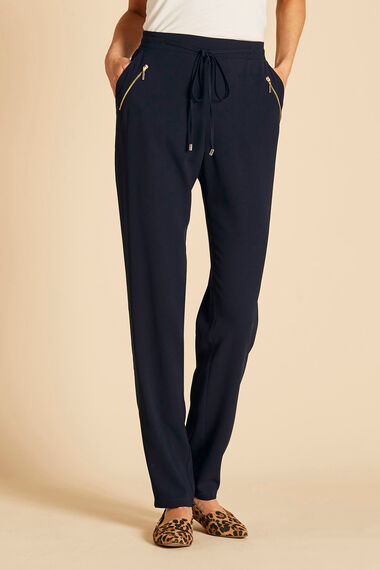 The Relaxed Trouser