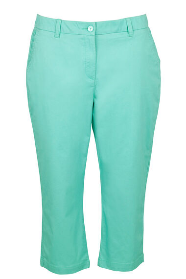 Chino Cropped Trousers