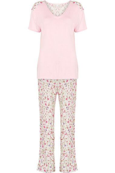 Victorian Print Pyjamas