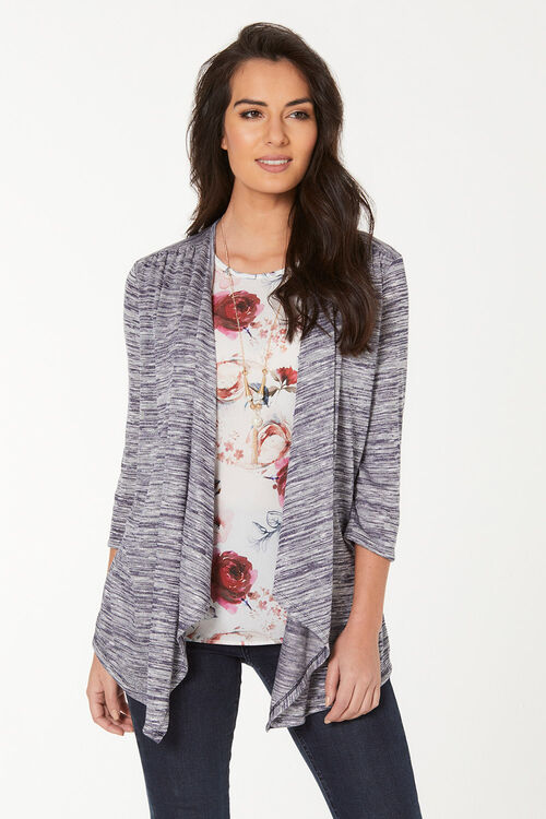 2 in 1 Top with Necklace
