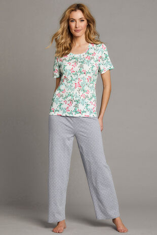 Gift Wrapped Butterfly Pyjama Set