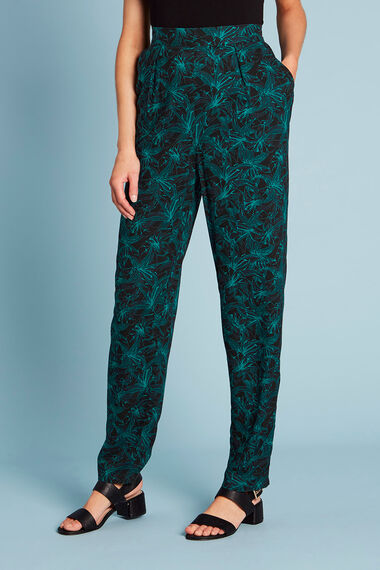 Ann Harvey Printed Trouser