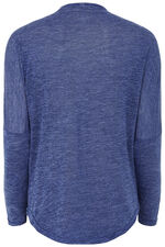 Stella Morgan Soft Touch Plain Zip Front Sweater