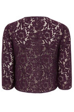 Ann Harvey Lace Cover Up
