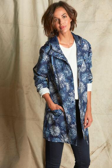 Printed Waterproof Coat