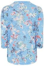 Oriental Burnout Shirt