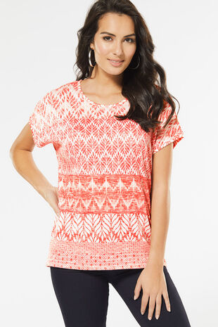 Tribal Stripe T-Shirt