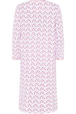 Cotton Button Front Nightdress