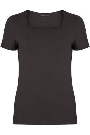 Square Neck T-Shirt