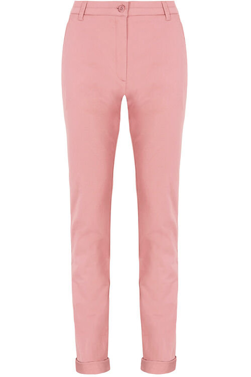 Soft Touch Chino Trousers