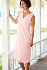 Pink Spot Nightdress