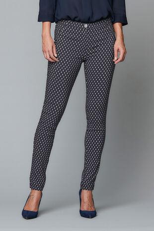 The Slim Leg Trouser