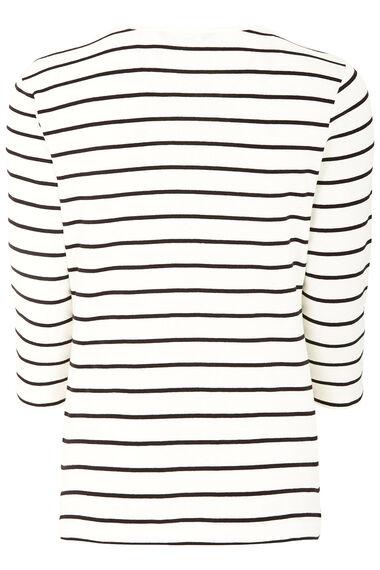 Scotty Dog Stripe T-Shirt