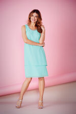 Ann Harvey Double Layer Dress