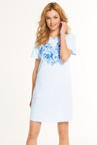 Heart Placement Nightshirt