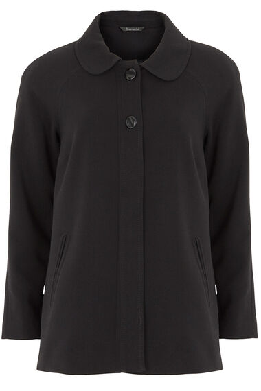 Button Up Swing Jacket