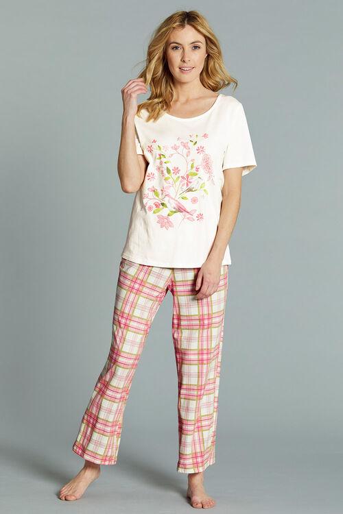 Placement Bird Pyjamas