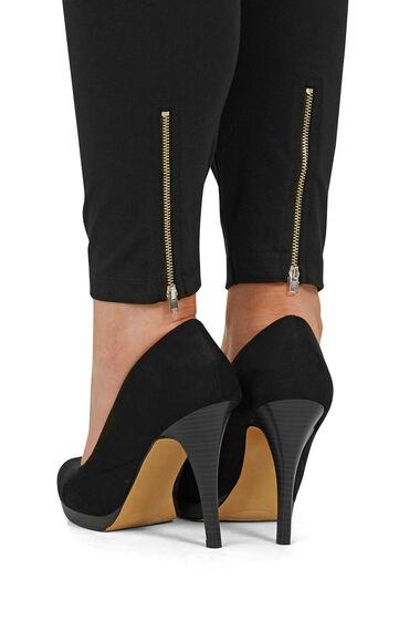 Ann Harvey Zip Detail Leggings