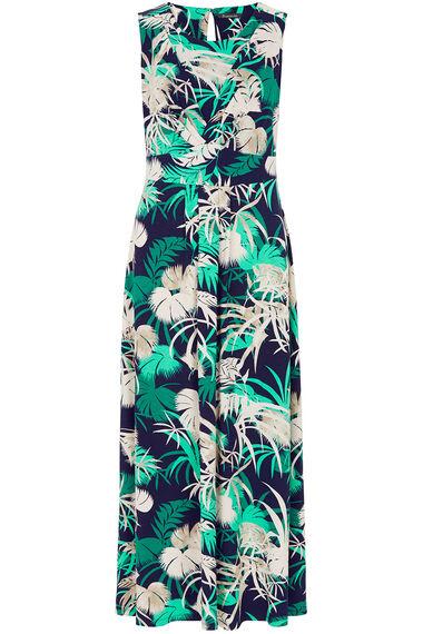 Ann Harvey Floral Print Maxi Dress