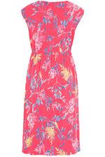 Floral Print Cotton Dress