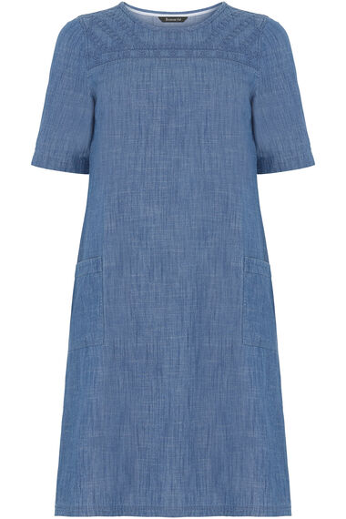 Denim Tunic Dress