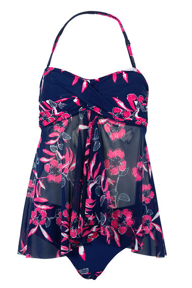 Floral Bikini Brief