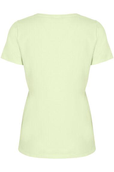 Ice Cream Placement Print T-Shirt
