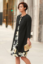 Lace Dress Coat
