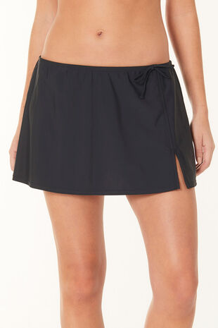 Swim Skirt With Briefs