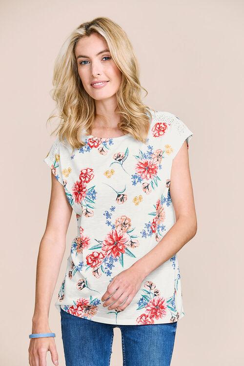 Tropical Floral T-Shirt