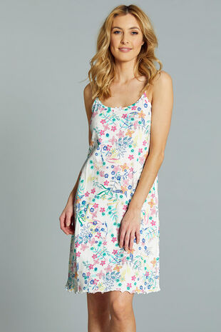 Sketchy Floral Chemise