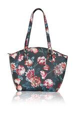 Floral Printed Shoulder Bag