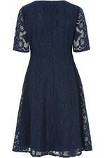 Lace Empire Line Dress
