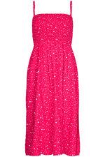 Spot Print Multiway Beach Dress