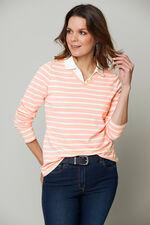 Stripe Mock 2 in 1 Sweater