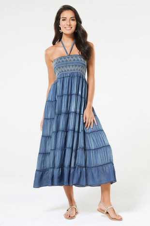 Izabel Maxi Skirt Dress