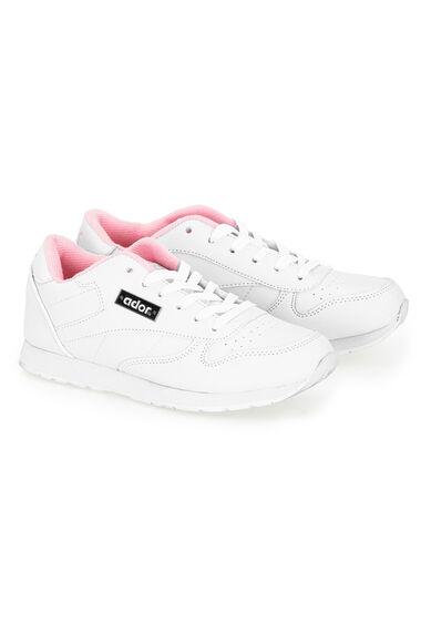 Cushion Walk Lace Up Training Shoe