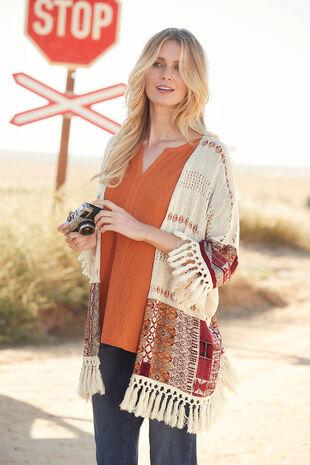 Crochet Kaftan