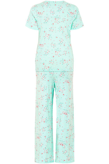 Ditsy Floral Print Gift Wrapped Pyjama Set