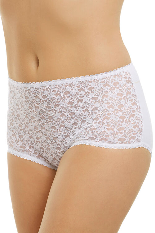 Lace Front Full Brief