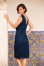 Signature Lace Twist Dress