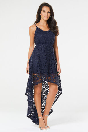 Stella Morgan Lace Dress