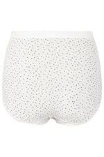 3 Pack Printed Control Brief